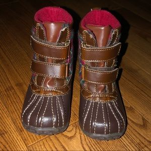 GAP Shoes - NEW BABY GAP Baby Toddler Boys Thinsulate Boots- 6